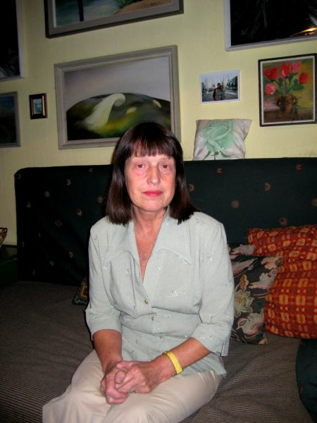 Dzintra Aulmane